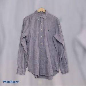 Polo Ralph Lauren Men's Cotton Dress Shirt